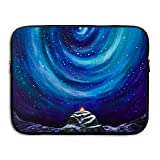 Stars Briefcase Handbag Case Cover For 13-15 Inch Laptop, Notebook, MacBook Air/Pro