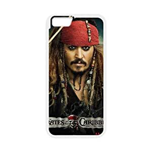 Pirates of the Caribbean For iPhone 6 Screen 4.7 Inch Csae protection phone Case ST123783
