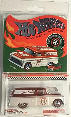 Hot Wheels 2009 Red Line Club Exclusive RLC Holiday - '55 Chevy Panel