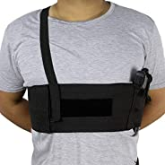 Deep Concealment Shoulder Holster Right Hand Draw