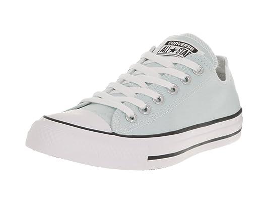 784babfc54ec Converse Unisex Chuck Taylor All Star Ox Low Top Classic Polar Blue Sneakers  - 10.5 B