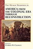img - for The Human Tradition in America from the Colonial Era through Reconstruction (2002-01-01) book / textbook / text book