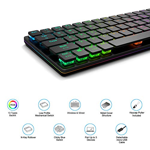 Buy low profile keyboard