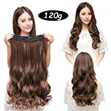 hair extention package - MONOTELE Fashion Upgrated Version 120g Straight 23