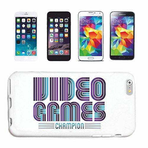"""cas de téléphone iPhone 6S """"JEUX VIDEO CHAMPIONS LEAGUE JEUX VIDEO GEEK LANPARTY JEUX VIDEO CHAMPIONS LEAGUE JEUX VIDEO GEEK LANPARTY"""" Hard Case Cover Téléphone Covers Smart Cover pour Apple iPhone en"""