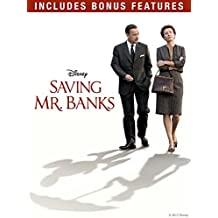 Saving Mr. Banks (Plus Bonus Content)