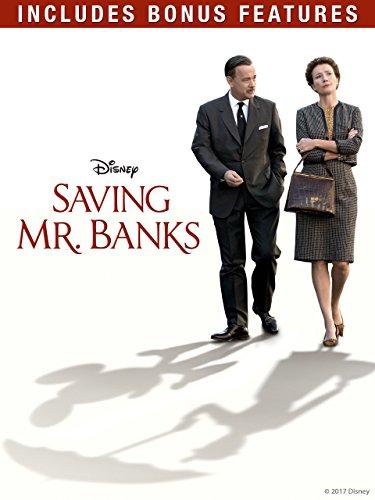 Saving Mr. Banks (Plus Bonus Content)