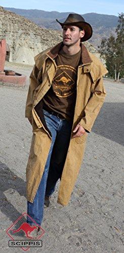 Scippis Rider Mantel beige   S