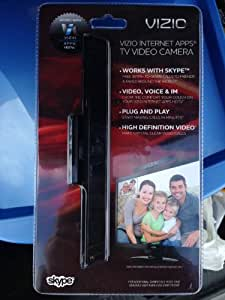 Vizio XCV100 with 1x Optical Zoom 1-Inch LCD Screen, Black