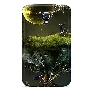 New Tpu Hard Case Premium Galaxy S4 Skin Case Cover(great 3d)