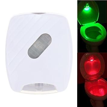 irealist Motion aktiviert/Light Sensitive Automatische LED-WC ...