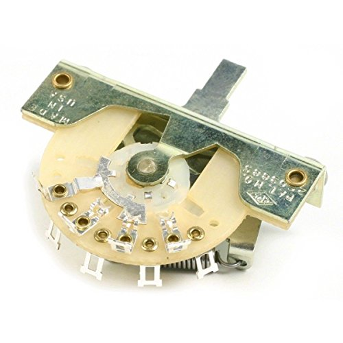 (CRL 5-way Pickup Selector Blade Switch w/ Mounting Screws)