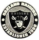 aminco Oakland Raiders Circle Pin - set. 1960