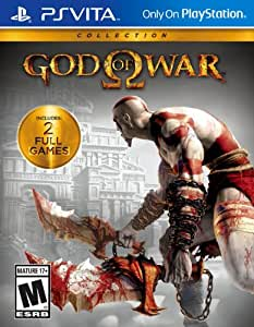 PS VITA God of War Collection - PlayStation Vita