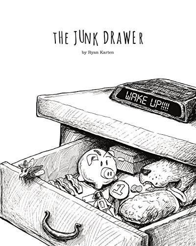 The Junk Drawer by [Karten, Ryan]