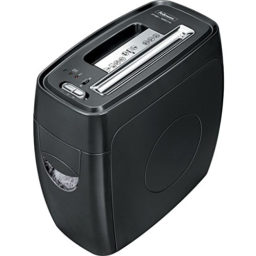 Fellowes Powershred PS-12Cs 12 Sheet Cross-Cut Paper and Credit Card Shredder with SafeSense Technology (3271301) -  Fellowes Dropship