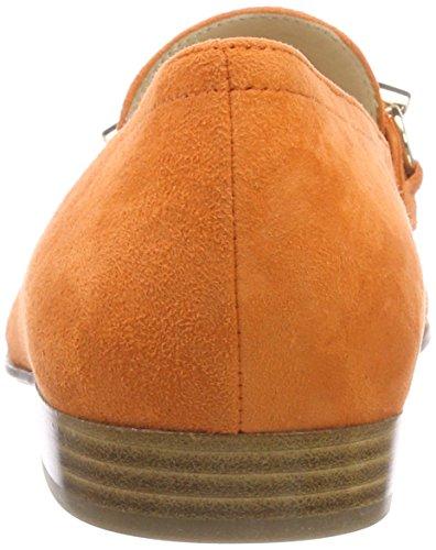 Mocasines Högl orange Naranja Mujer 1632 Para 5 10 tgzSwgqFH