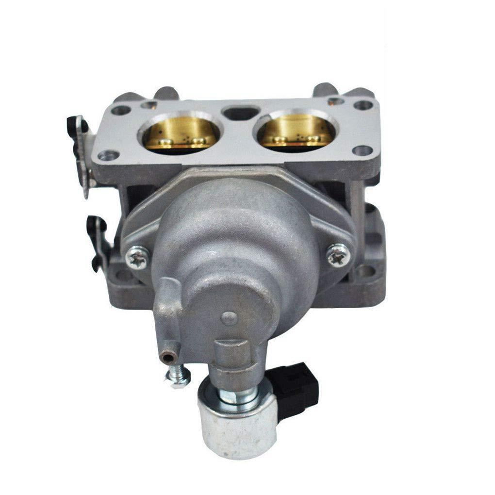Topker Engine Carburetor Gasket Kit Replacement for Kawasaki FH641V FH661V 15004-0763 15004-7024 15004-1010 by Topker (Image #2)