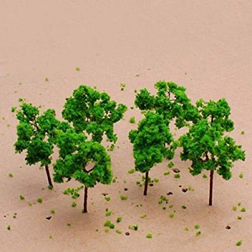 Review WINOMO 25pcs Model Trees