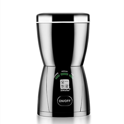 SUNHAO Cafetera Mini café amoladora pequeña máquina hogar ...