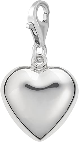Heart Charm Charms for Bracelets and Necklaces