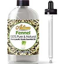 Artizen Fennel Essential Oil (100% PURE & NATURAL - UNDILUTED) Therapeutic Grade - Huge 1oz Bottle - Perfect for Aromatherapy, Relaxation, Skin Therapy & More!