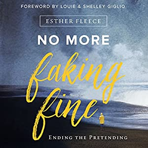 No More Faking Fine Audiobook
