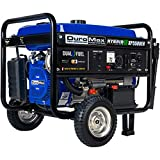 DuroMax XP5500EH 5,500 Watt 7.5 HP Portable Electric Start Dual Fuel Gas/Propane...