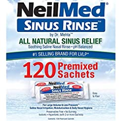 NeilMed Sinus Rinse All Natural Relief P...
