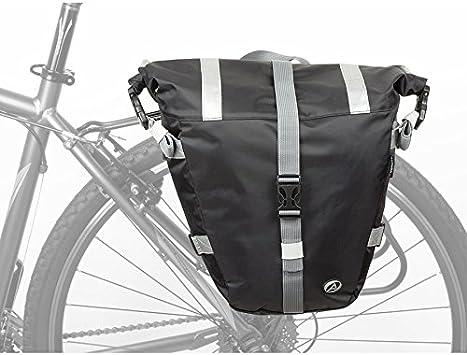 Author N495 bolsillo lateral de alforjas para bicicleta a ...