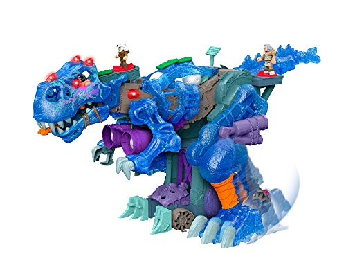 Fisher Price Imaginext Ultra T Rex Ice Import It All
