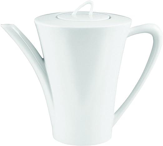 DEGRENNE – Cafetera, Porcelana, Blanco 140 cl: Amazon.es: Hogar