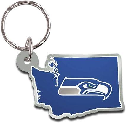 WinCraft NCAA 20245012 Michigan State University Premium Acrylic Key Ring