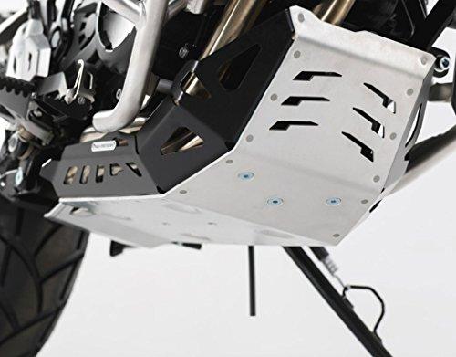 SW-MOTECH Aluminum Skid Plate Engine Guard for BMW F650GS '08-'12, F700GS '13-'18, F800GS '08-'18 & F800GS Adventure '14-'18 ()