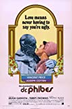 The Abominable Dr. Phibes POSTER Movie (1971) Style C 27 x 40 Inches - 69cm x 102cm (Vincent Price)(Joseph Cotten)(Hugh Griffith)(Terry-Thomas)(Virginia North)(Susan Travers)(Alex Scott)
