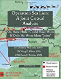 Operation Sea Lion, Lt. Randy McCanne and L. T. C. Greg D. Olson Olson, 1608880222