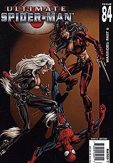 Ultimate Spider-man #84 (Warriors: Part 6) December 2005
