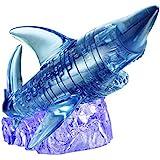 Bepuzzled Original 3D Crystal Puzzle - Shark