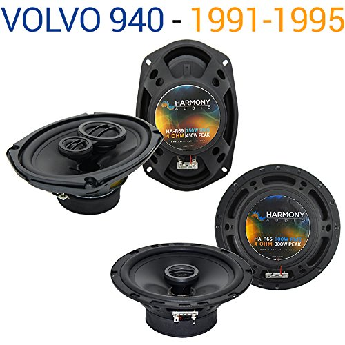 Fits Volvo 940 1991-1995 Factory Speaker Replacement Harmony R65 R69 Package New