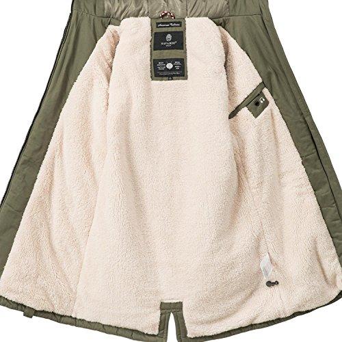 Navahoo Navahoo vert manteau femme manteau awUR5qq