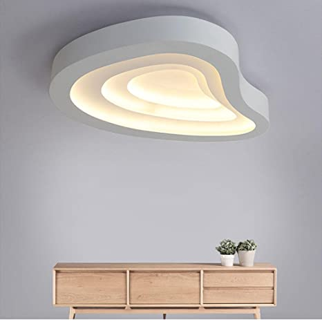 AllureFeng 72W LED Bianco Moderno Plafoniera Plafoniera Plafoniera ...