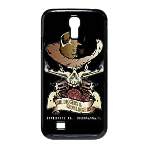 Samsung Galaxy S4 I9500 Phone Case for Classic Band GUNS N' ROSES theme pattern design GCBGNRS908425
