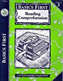 img - for Reading Comprehension, Grade 3 (Basics First) book / textbook / text book