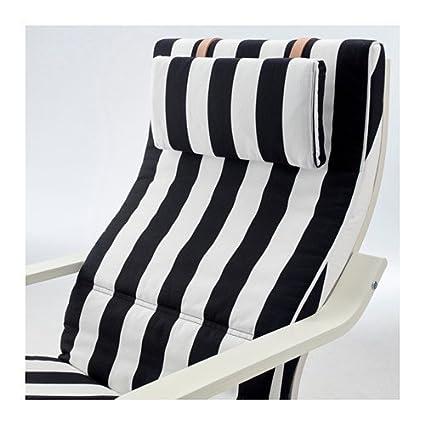 Amazon.com: Silla de IKEA, Color blanco, stenli 16204.26511 ...