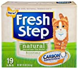 Fresh Step Natural Scoop Litter – 19 lb, My Pet Supplies