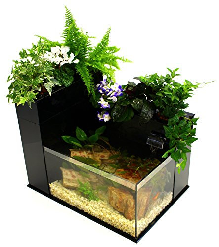 512gFket7bL - Fin to Flower Aquaponic Aquarium Large System C