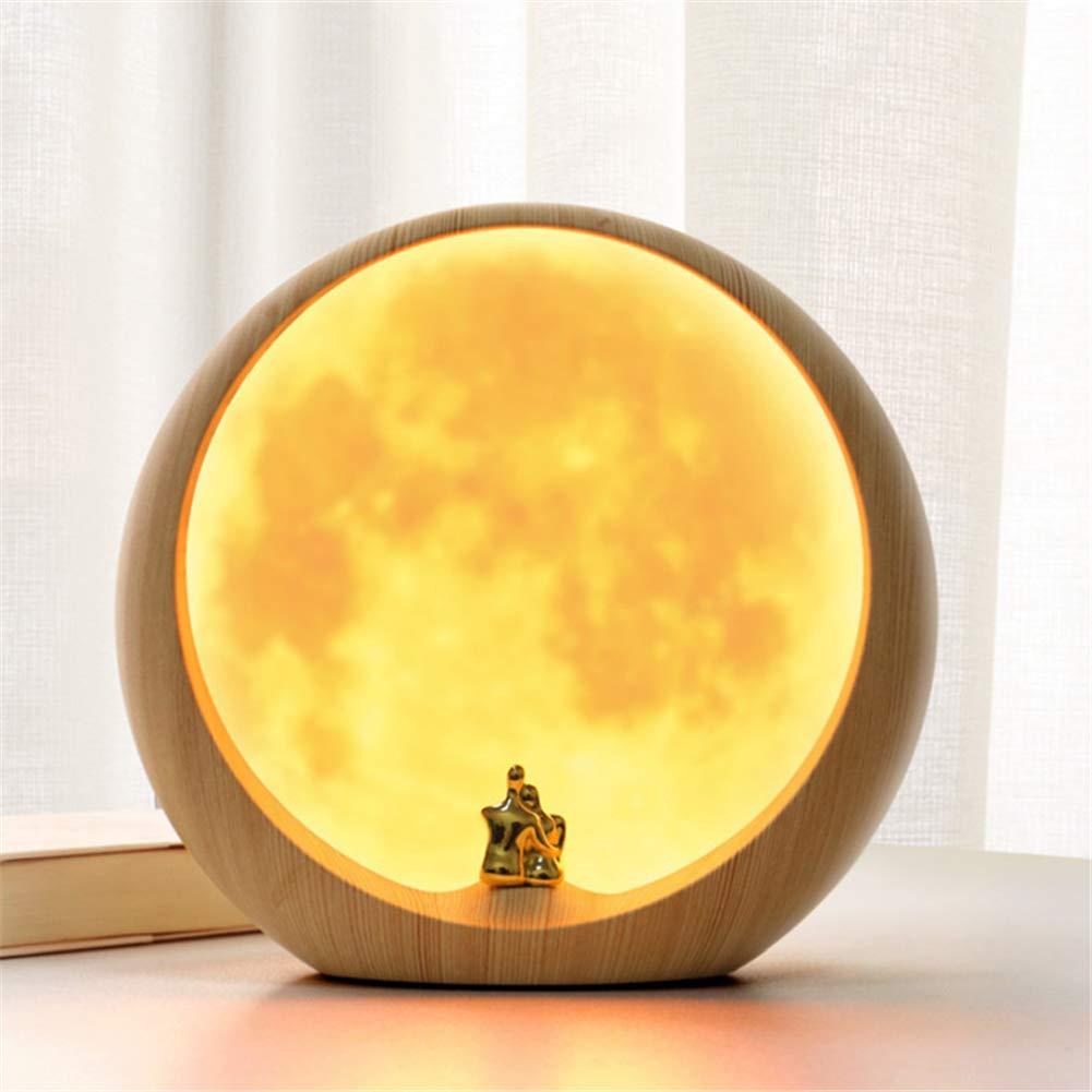 TDMBM Lampe LED de protection pour les yeux en métal Lampes