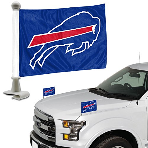 ProMark NFL Buffalo Bills Flag Set 2Piece Ambassador Stylebuffalo Bills Flag Set 2Piece Ambassador Style, Team Color, One ()