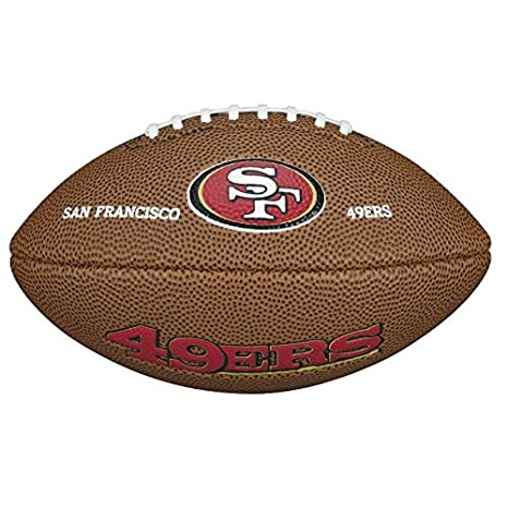 Wilson NFL Soft Touch Football Wilson Sporting Goods WTF1533IDAZ