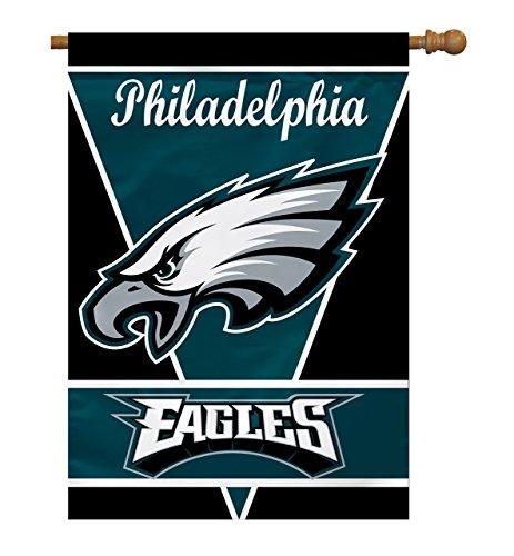 (NFL Philadelphia Eagles 1 Sided House Banner, 28